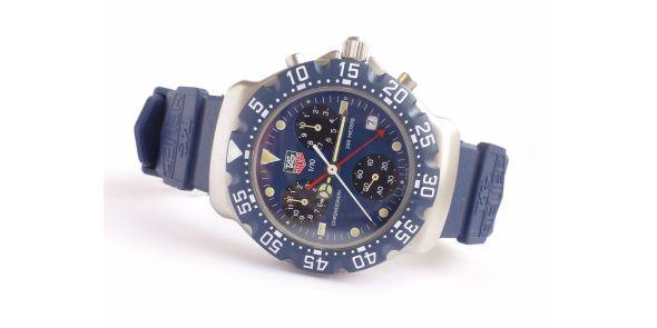 Tag Heuer F1 Professional Chronograph - HEU 222