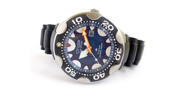 Citizen Eco Drive Orca - NWW 1601
