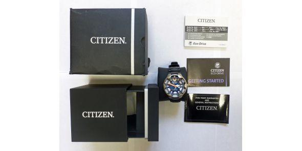 Citizen Eco Drive Orca - NWW 1601