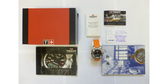 Tissot Racing T-Touch. - NWW 1598