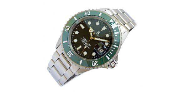 Steinhart Ocean 1 Green Ceramic - 1031