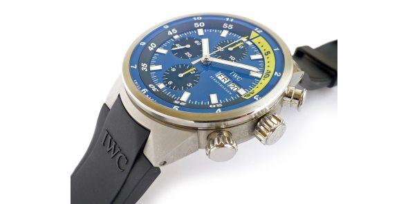 IWC Aquatimer Chrono-Tribute to Calypso Limited Edition of 2500 - IWC 1563