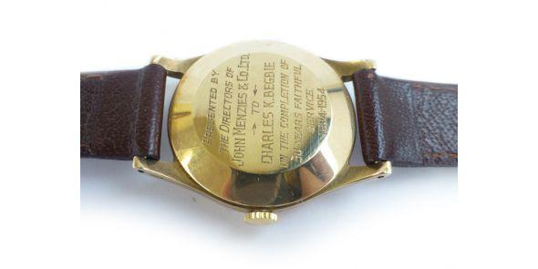 Rolex Hand Winding 9k Gold - ROL 715