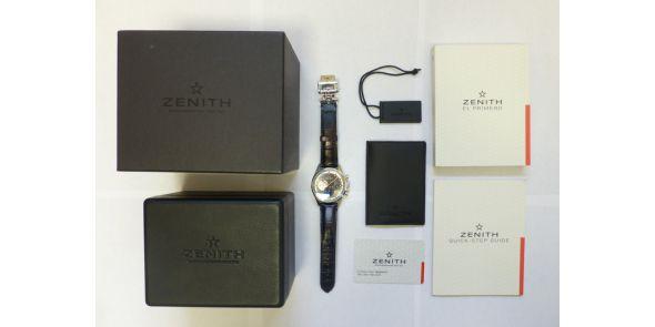 Zenith Chronomaster El Primero - NWW 1509