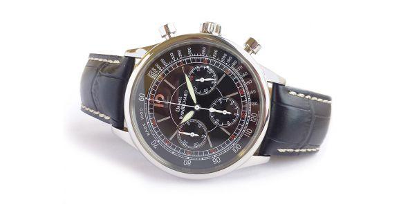 Daniel Jean Richard Bressel Automatic Chronograph - NWW 1512
