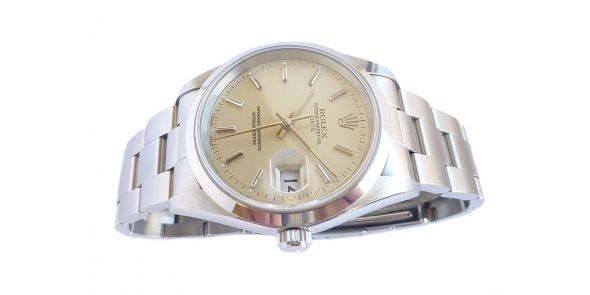 Rolex Oyster Perpetual Date. - ROL 718