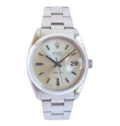 Rolex Rolex Oysterdate Precision Silver Dial. ROL 719