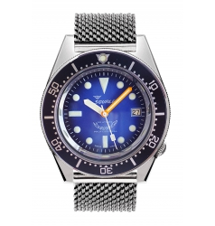 Squale Squale 1521 Soleil Graduated Blue Fade Dial 1521SOL.ME