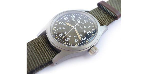 Hamilton Khaki Field Watch - Hand Winding - NWW 1606