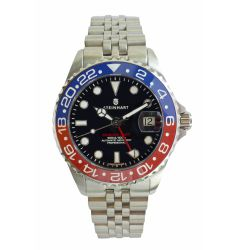Steinhart Ocean 39 GMT.2 Blue-Red Ceramic 103-1061