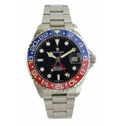 Steinhart Ocean 39 GMT Blue-Red Ceramic 103-1062