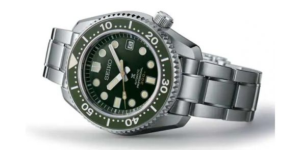 Seiko Prospex Green Limited Edition SLA019J1 - NWW 1618