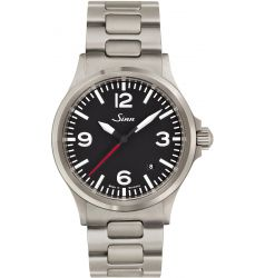 Sinn 556 A RS on Steel Bracelet 556.0141 S