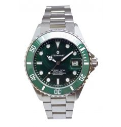 Steinhart OCEAN One 39 double-green ceramic premium 1065