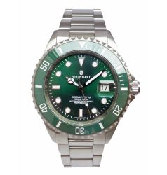 Steinhart OCEAN One Double-Green Ceramic Premium - ETA 2824-2 103-1063