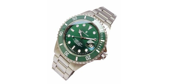 OCEAN One double-Green Ceramic premium - 1063
