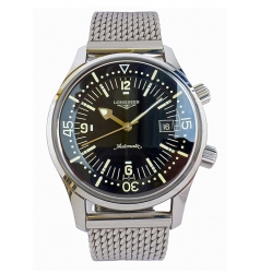 Longines Longines Legend Automatic Divers Watch With Spare Staps NWW 1795