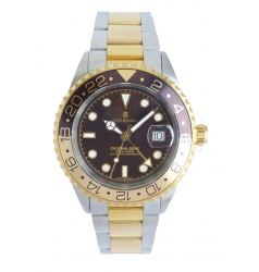 Steinhart Ocean One GMT two- tone CHOCOLATE 1108