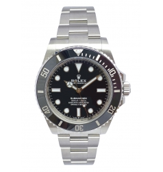 Rolex Rolex Submariner New 41mm Model Ref 124060 ROL 730