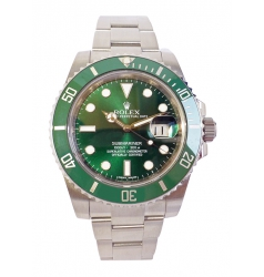 Rolex Submariner 116610LV Hulk ROL 732
