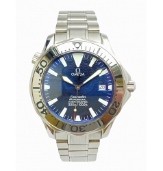 Omega Omega Seamaster Automatic Electric Blue Dial OME 665