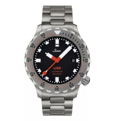 Sinn Sinn U50 on Steel Bracelet 1050.010 St