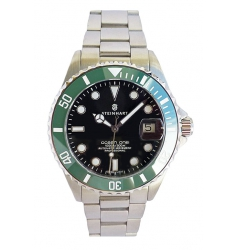 Steinhart Ocean One 39 Green Ceramic 103-1044