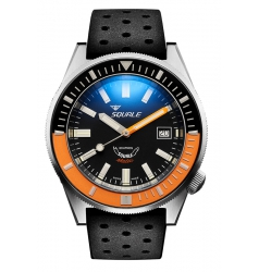 Squale Squale Squale Matic. Orange/Black MATICXSC.NT