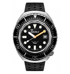 Squale Squale 2002 Black. Maxi Dial 2002.SS.BK.BK.NT