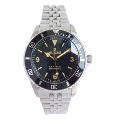 Pre Owned Steinhart Steinhart Ocean One 39 Explorer With Jubilee and Oyster Bracelet NWW 1825