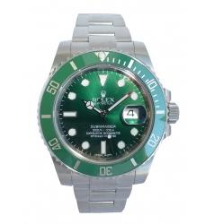 Rolex Rolex Submariner 116610LV - Hulk ROL 733