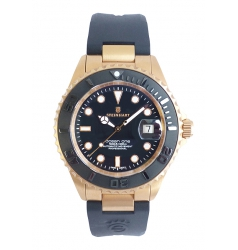Pre Owned Steinhart Ocean One Pink Gold 42. Pre Owned NWW 1836