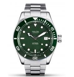 Tidlos Tidlos Marin 44mm Automatic Green Dial 5.431.122.38.04