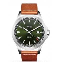 Tidlos Tidlos Stil Blue Green Automatic 42 mm 4.331.461.39.00