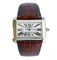 Cartier Cartier Divan XL Gents Wristwatch NWW 1860